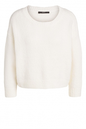 Set |  Knitted sweater Irene | natural