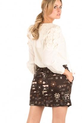 Antik Batik | Rok Chain | bruin