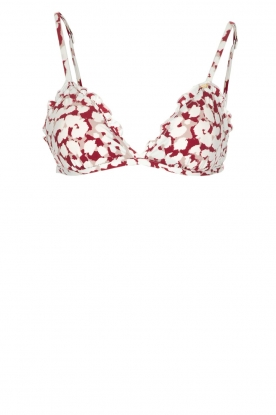 Love Stories |  Bikini top Reggipetto | Red