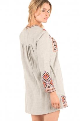 Antik Batik | Tuniekjurk Mike | grijs