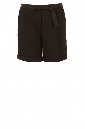 DAY Birger et Mikkelsen |  Short Gabardine | black