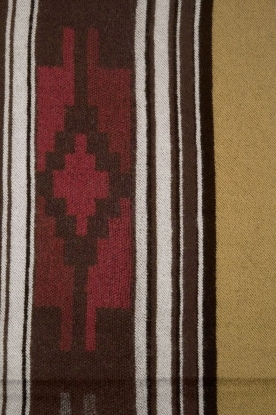 Antik Batik | Sjaal Marlon | groen
