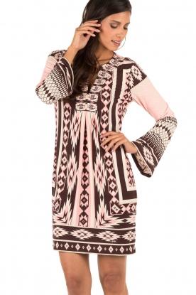 Dress Auvergne | pink