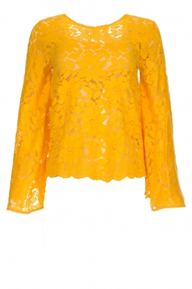 Hipanema |Lace top Ivy | yellow