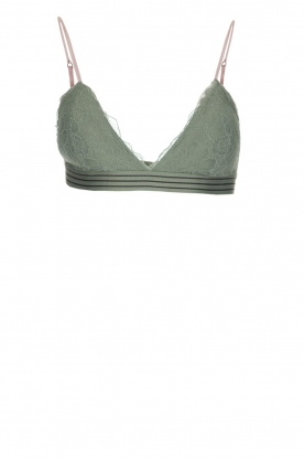 Love Stories | Kanten bralette Darling | Groen