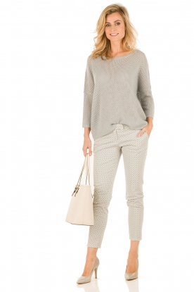 Cashmere sweater Edith | light blue