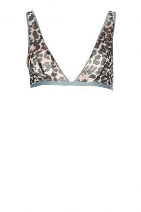 Love Stories |  Bralette Holly | Animal print