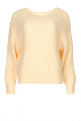 Second Female | Knitted sweater Galis | natural