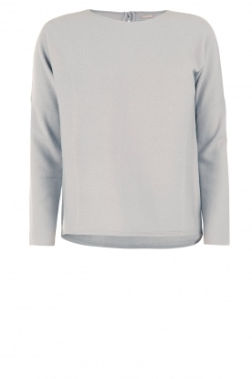 Cashmere sweater Floor | light blue