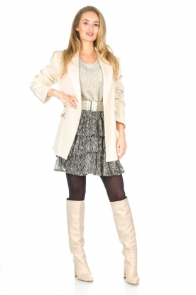 Look Skirt with print Lica