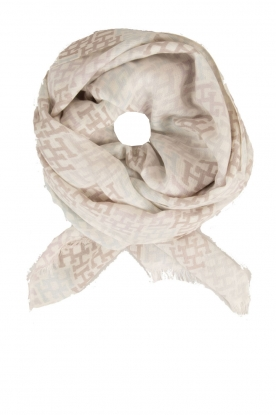 Cashmere scarf Esther | multi