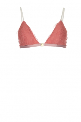Love Stories |  Lace bralette Haisel | pink