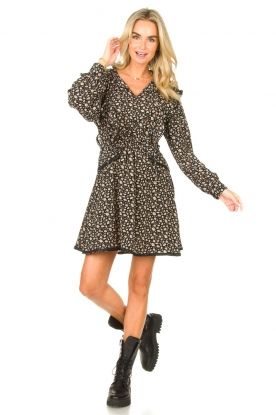 Look Dress with floral print Khloe