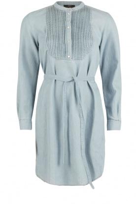 Set | Denim jurk Bridget | blauw