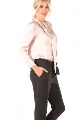 Silk blouse Enid | pink