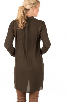 Tunic dress Posey | army green