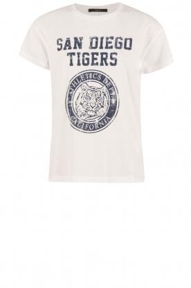 Set | T-shirt Tiger | wit