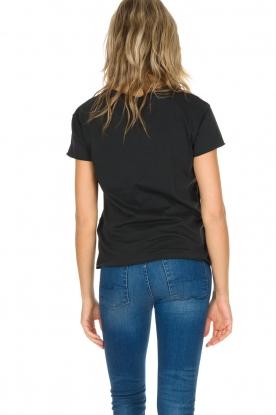 Set | T-shirt Phoenix | zwart