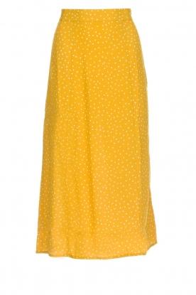 Des Petits Hauts | Skirt Espiza| yellow