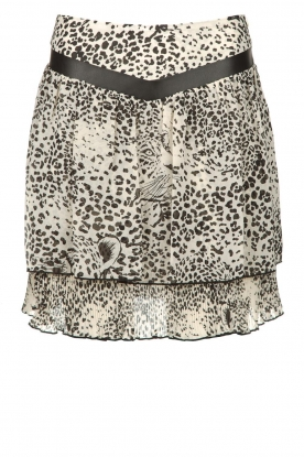 Liu Jo |Skirt with print Manuel | animal print