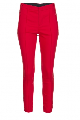 Set | Pantalon Clair | rood