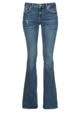 Liu Jo |  Flared jeans Kareen | blue