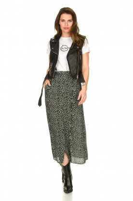 Look Printed maxi skirt Patty