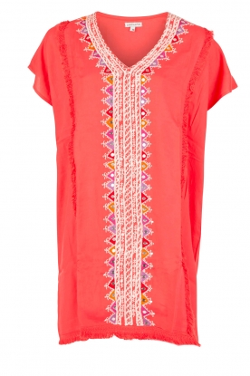 Hipanema | Kaftan Florida | rood