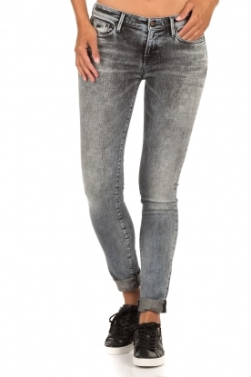 Mid rise skinny jeans Sharp BBAS length size 32 | grey