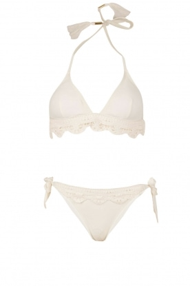 Hipanema | Triangelbikini Lace | wit
