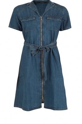 Denim jurk Debby | blauw