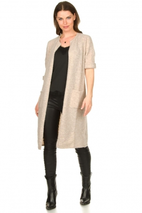 Look Knitted cardigan Nellie