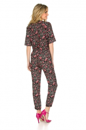 ba&sh | Jumpsuit Hollywood | zwart