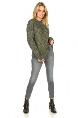 Look Sweater with lurex Zurich