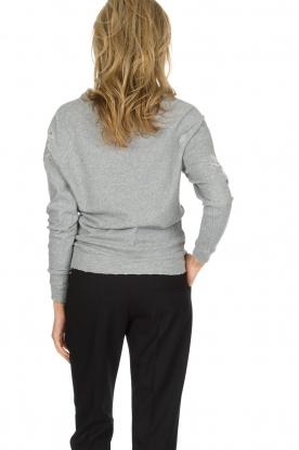 IRO | Sweater Uprile | Grijs