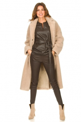 Look Leather top Blair