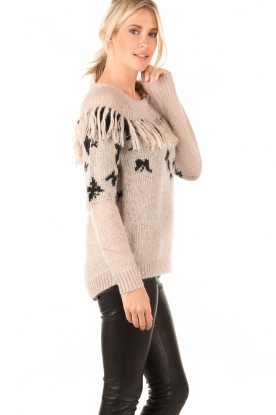 Knitted sweater Maglia | natural
