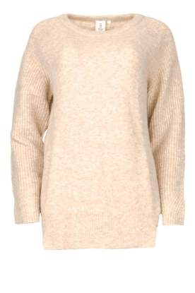 Knit-ted | Knitted sweater Nila | natural