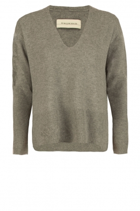 By Malene Birger |  Sweater Accina | grey