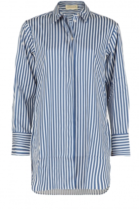 By Malene Birger |  Blouse Frincana | blue