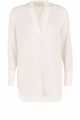 By Malene Birger |  Blouse Gulana | white