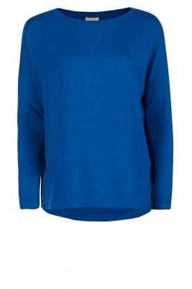 By Malene Birger |  T-shirt Maidali | cobalt blue