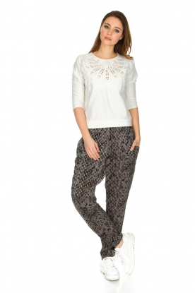IRO |  Trousers Clonie | Grey