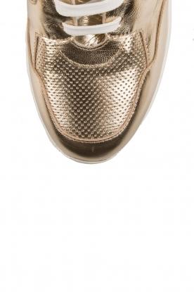 SVNTY | Sneaker Julia | goud