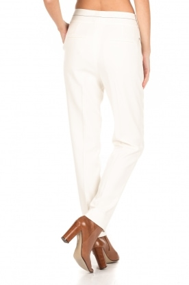 By Malene Birger | Pantalon Racikka | wit