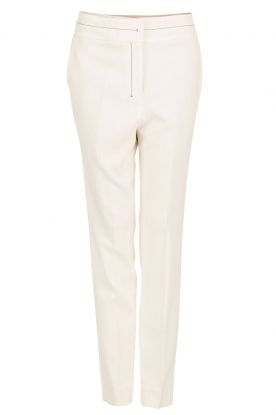 By Malene Birger |  Trousers Racikka | white