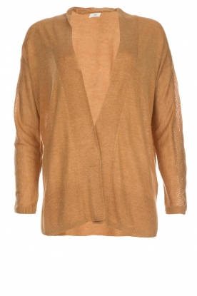 Knit-ted |  Cardigan Liv | brown