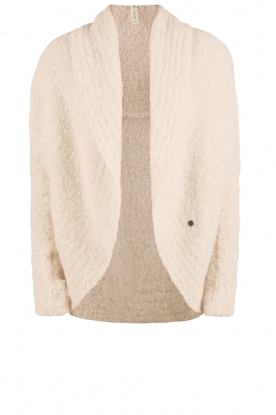Knit-ted | Vest Tanja | Naturel