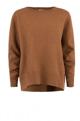 Knit-ted |  Sweater Yvette | brown
