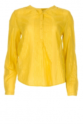 Lolly's Laundry |  Blouse Singh | yellow